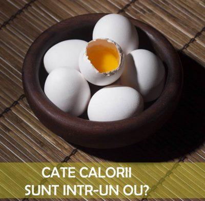 oua ochiuri calorii