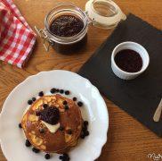 Pancakes low-carb